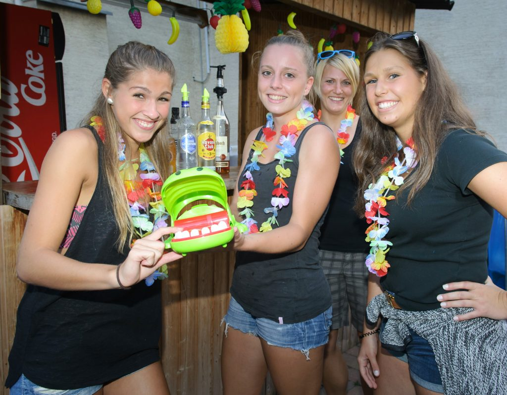 Sommernachtsfest Beach-Party 2015