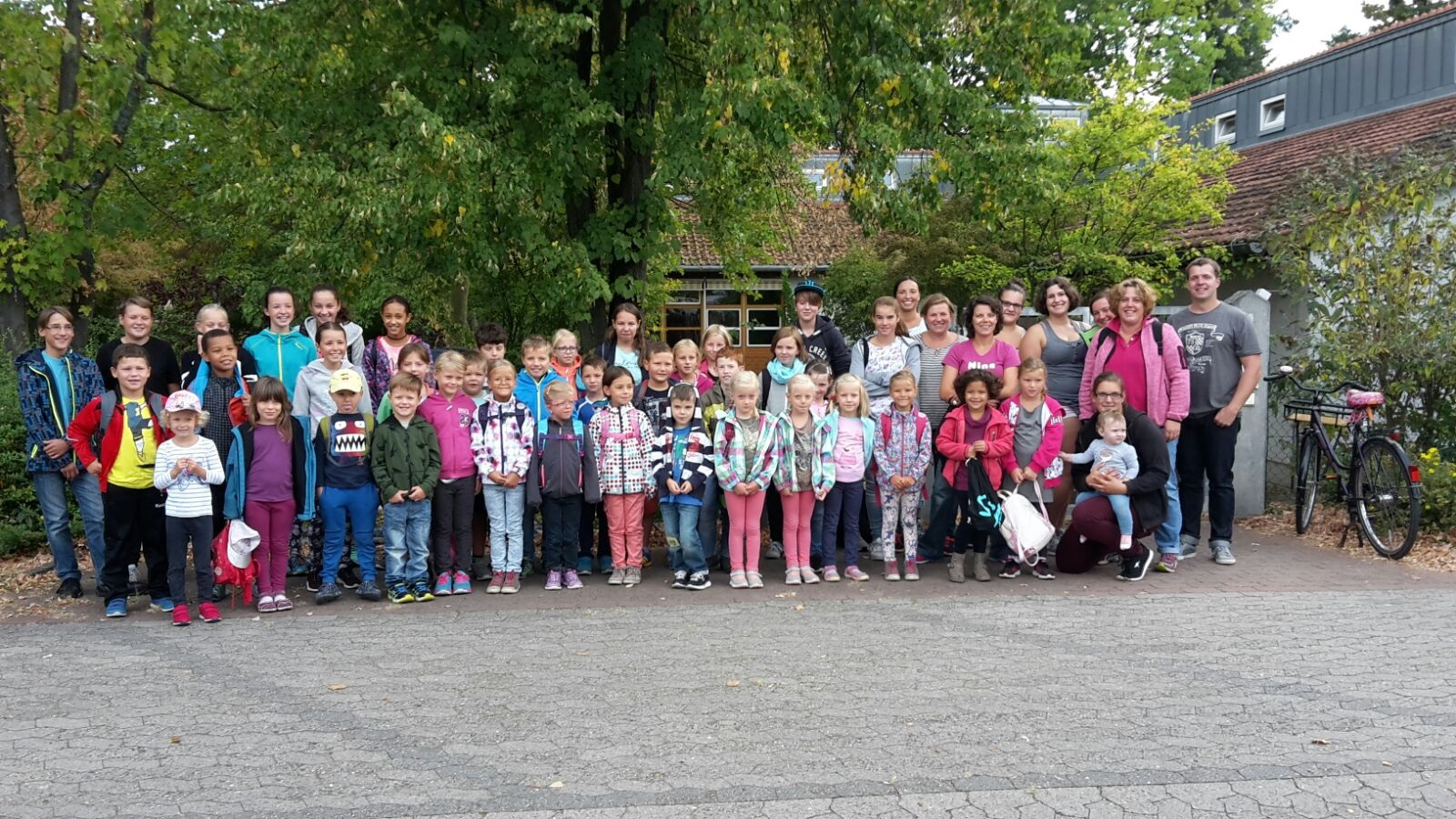 KiS & Breitensport Kinderausflug 2016